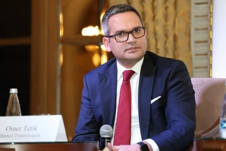 Omer Tetik, CEO, Banca Transilvania: Profitul a devenit un cuvânt urât în România