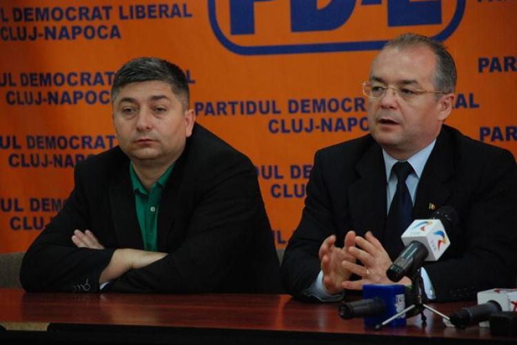 """Tișe acuzat că încearcă să """"îngroape"""" GAFA și EȘECUL contractului cu UTI, care face averi din parcarea de la Aeroportul Cluj"""