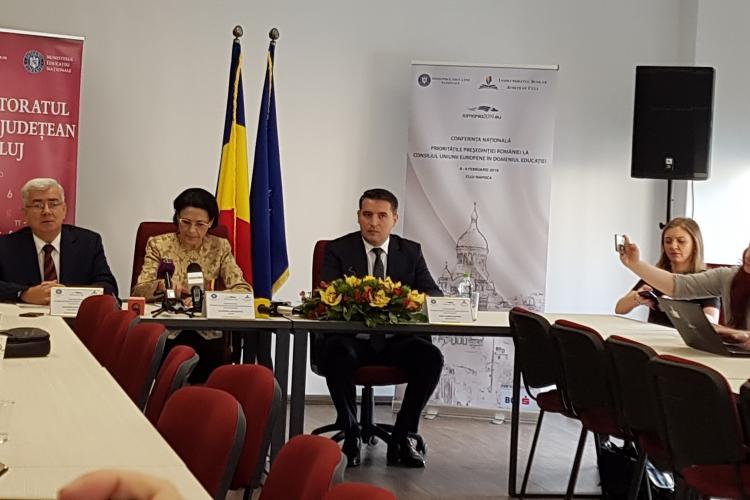Ministrul Educației la Cluj: Meditațiile din clasa a treia trebuie să dispară