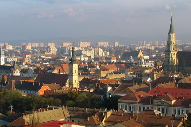 Clujul, al doilea cel mai poluat oraș din România