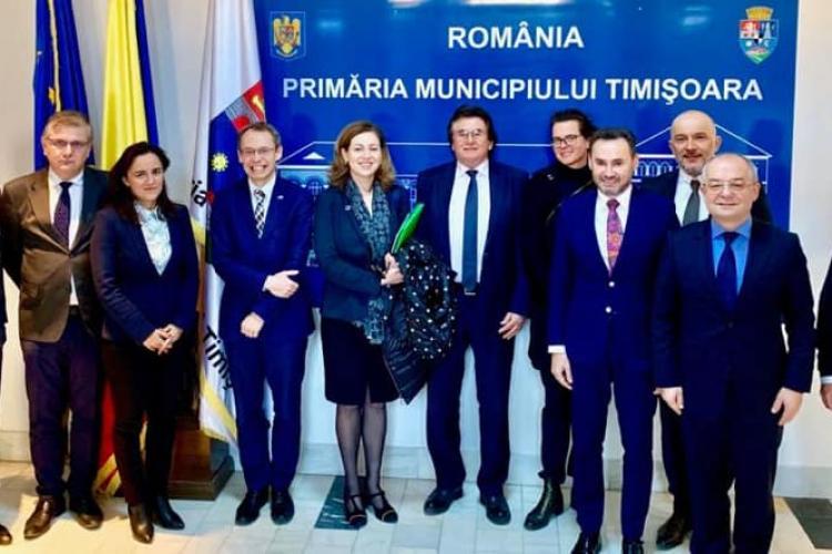 Alianța Vestului, primul proiect MARE: Tren de mare viteză de la Cluj la Timișoara