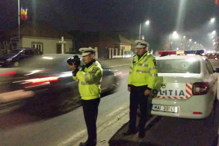 Razie de amploare la Florești. Câte amenzi au aplicat polițiștii FOTO