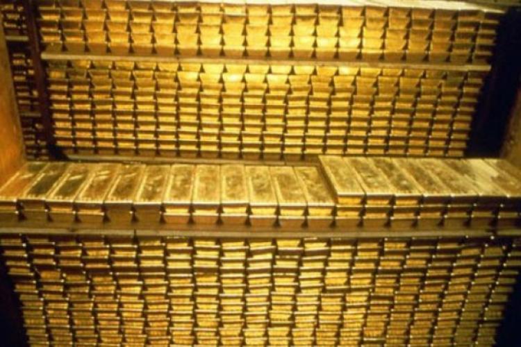 PSD vrea să aducă aurul BNR în țară. Ce vrea Dragnea cu rezerva de 32 de miliarde de euro în aur