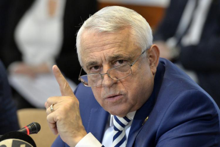 Radiografia minciunilor lui Petre Daea. Deputatul PNL, Adrian Oros: Ministerul are de 9 ori mai mulți angajați ca în Franța