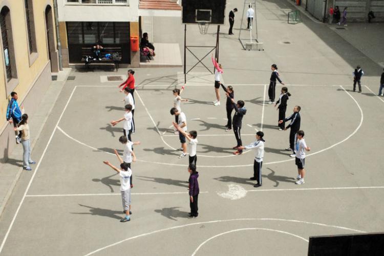 Ministerul Educației vrea să elimine educația fizică din clasele primare