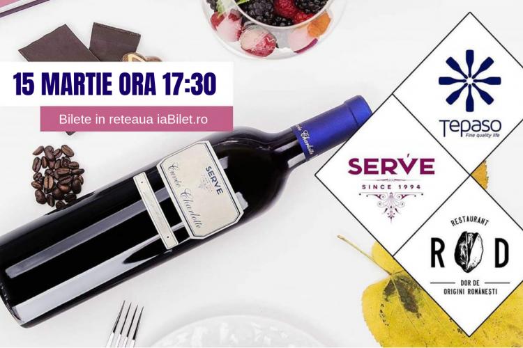 UnVis & UnVin & UnConte – o seară de degustare de vinuri  marca restaurant ROD (P)