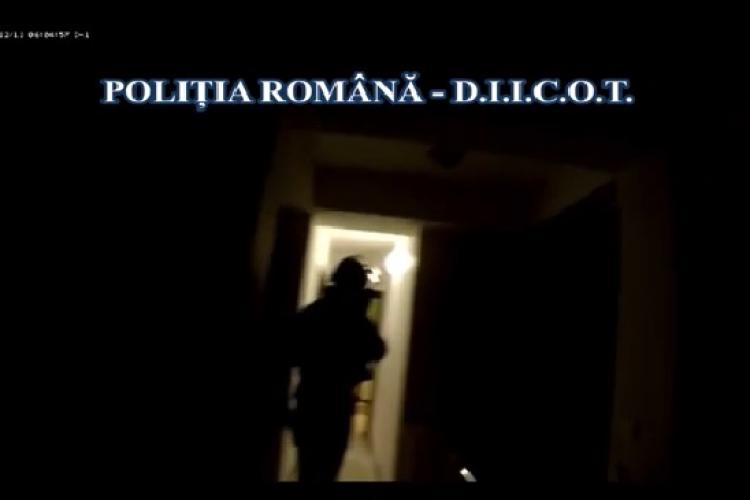 Percheziții la Cluj și alte 9 județe într-un dosar de fraudă. Pagubele sunt de 34.000.000 dolari VIDEO