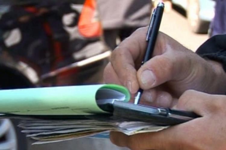 Razie la Florești! Câți scandalagii au amendat polițiștii