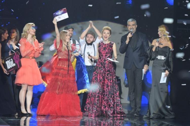 Ester Peony reprezintă România la Eurovision 2019, la Tel Aviv VIDEO