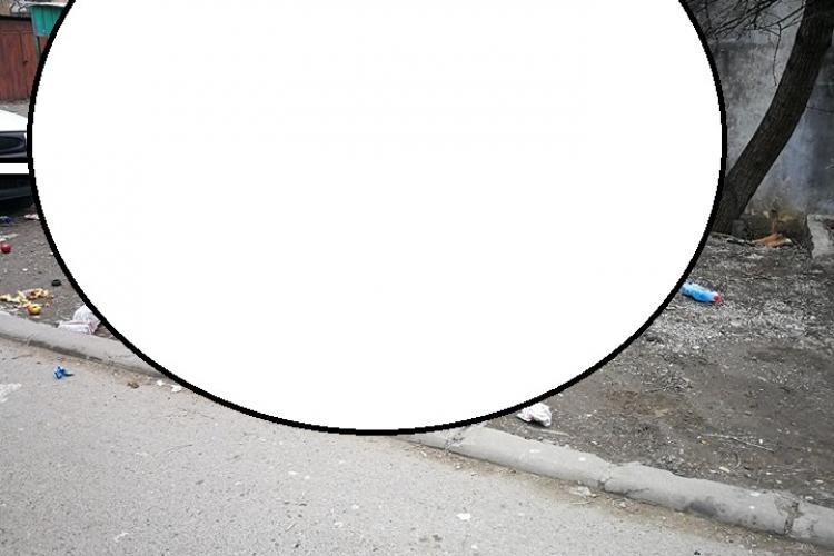 Nesimțire sau dreptate? Cum s-a răzbunat un clujean pe un șofer care a parcat neregulamentar FOTO