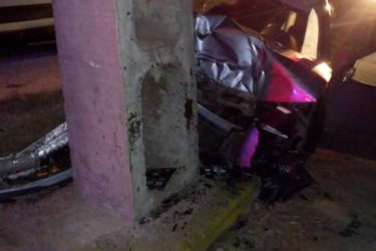 Tânăra rănită în accidentul de la Iclod are nevoie de sânge. Unde se poate dona