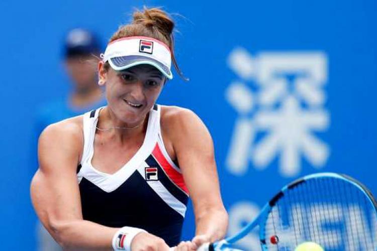 Irina Begu a fost eliminată de la Indian Wells. Doar două jucătoare mai rămân în tabloul principal