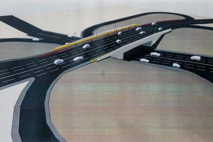 """Încep lucrările de modernizare a Podului """"N"""