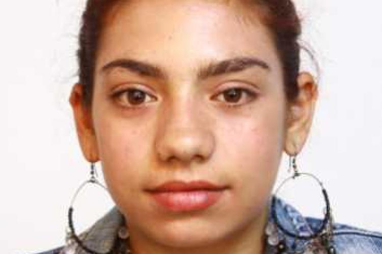 CLUJ: Adolescentă de 16 ani, dispărută de acasă de o săptămână. Ați văzut-o? FOTO