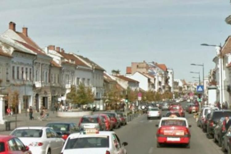 Clujul va avea taxă auto de acces în centru