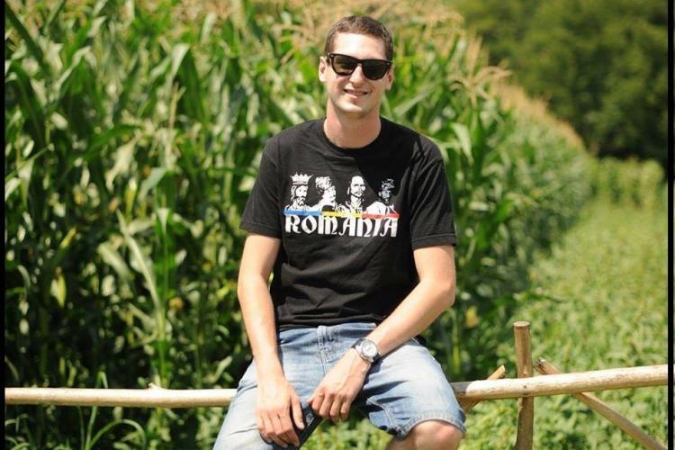 Radu Tenter, fiul fostului mare baschetbalist, s-a stins din viață în urma accidentului de pe Moților