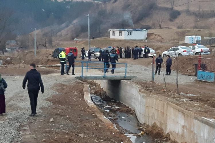 Razie de amploare la Săcuieu! Pentru ce i-au amendat polițiștii pe localnici FOTO
