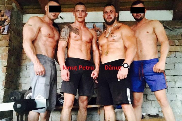 """Frații Szentgyorgyi, """"bombardierii"""", identificați de victimă. Au bătut-o în Cluj-Napoca și nu în Dej - FOTO"""