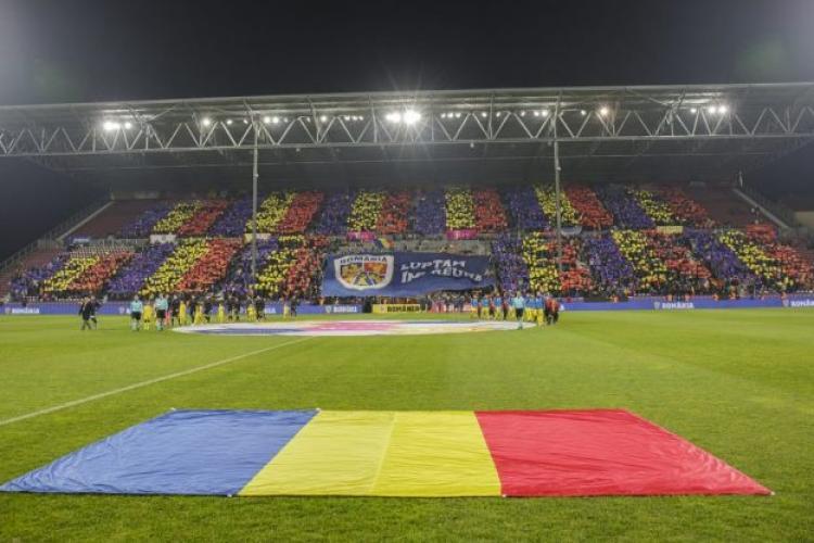 Naționala României joacă împotriva Insulelor Feroe la Cluj, în preliminariile EURO 2020. Cât costă biletele