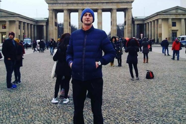 Fiul lui Marcel Ţenter în STARE GRAVĂ la UPU Cluj. A fost lovit de mașină pe strada Moților. Momente GRELE pentru familia U