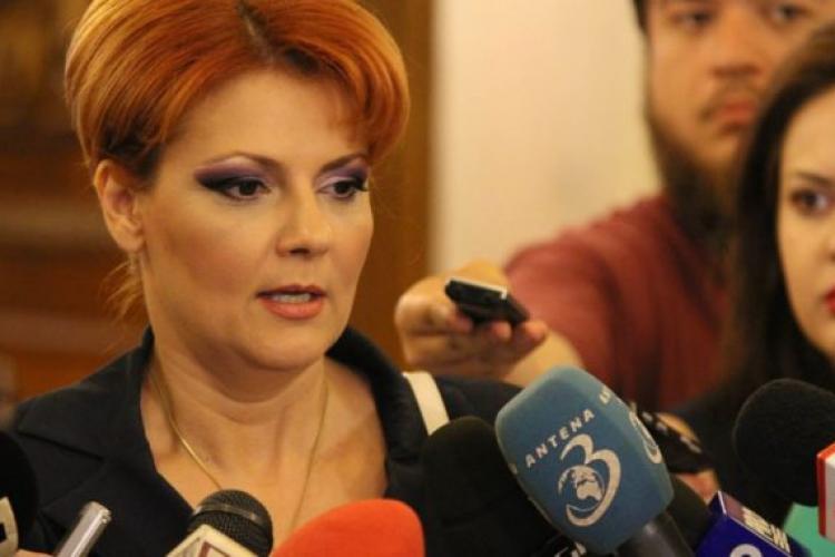 Olguța Vasilescu a cedat! Nu mai vrea să fie ministru