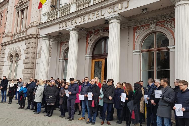 Un PSD -ist vrea închisoare pentru magistrații care protestează