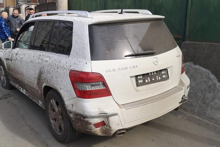 Trei mașini de LUX furate în Cluj-Napoca, din aceeași curte. Ce e CIUDAT - FOTO
