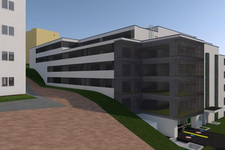 Primăria Cluj-Napoca anunță că va face 900 de noi locuri de parcare în Mănăștur