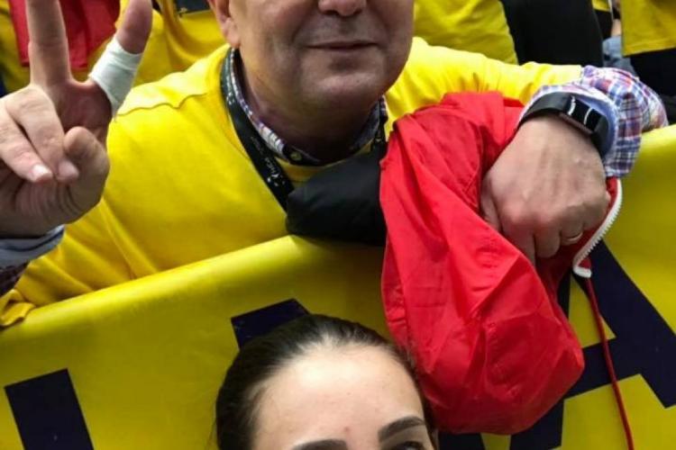 Cum a trăit Emil Boc victoria Simonei Halep. A fost pansat la deget - FOTO