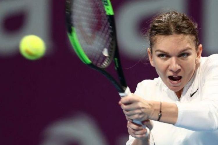 Simona Halep și-a concediat antrenorul după ce a pierdut finala de la Doha