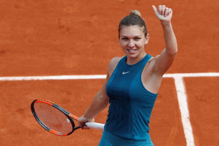 Simona Halep s-a calificat în finala de la Doha. Cu cine va juca