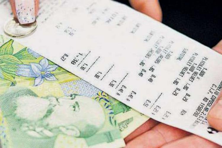 Propunere HORA: Bacşişul să fie trecut pe bonul fiscal, dar fără să fie aplicat TVA -ul