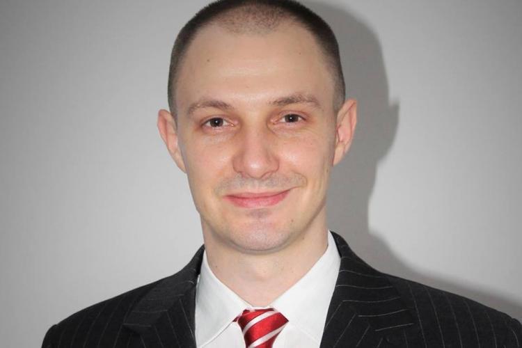 Noul subprefect al Clujului este Alin Danci - FOTO