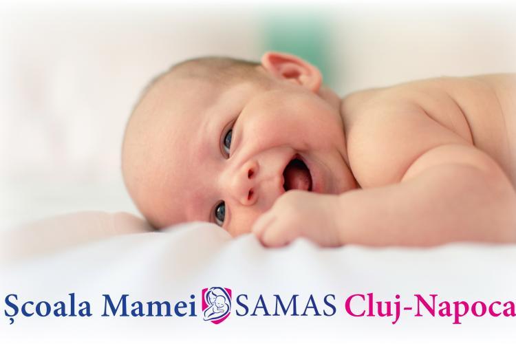Cursuri gratuite pentru părinții clujeni, la ȘCOALA MAMEI SAMAS