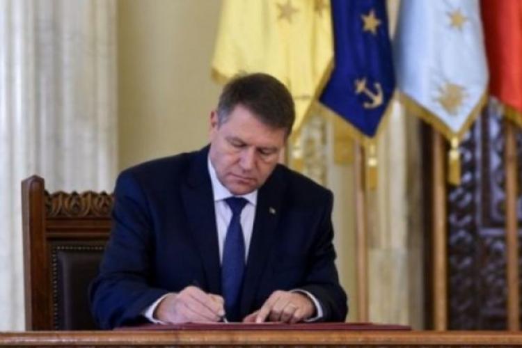 Iohannis lansează un atac dur la adresa PSD: Retrimit bugetul în Parlament. Dacă nu pot guverna, să plece