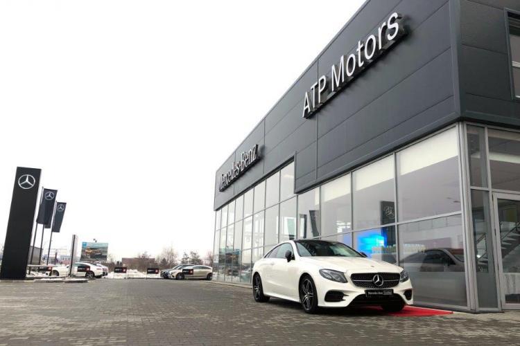 FOTO – ATP Motors a deschis la Cluj un nou centru autorizat Mercedes-Benz. Compania lansează o provocare inedită