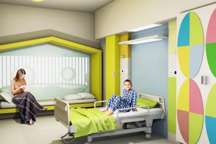 OMV Petrom donează 10 mil. EURO pentru primul spital de oncologie pediatrica din România