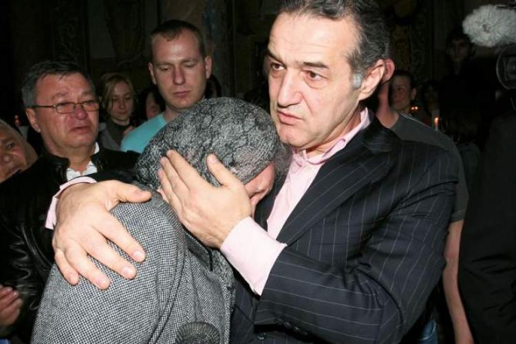 Becali a investit 15 milioane de euro într-o clinică unde tratamentele sunt gratuite