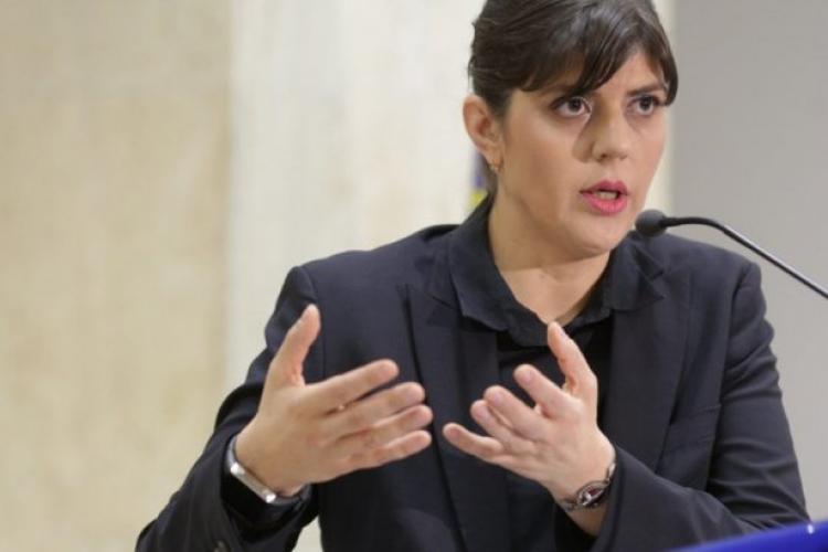 Codruța Kovesi acuzată oficial de costituirea unui grup infracțional
