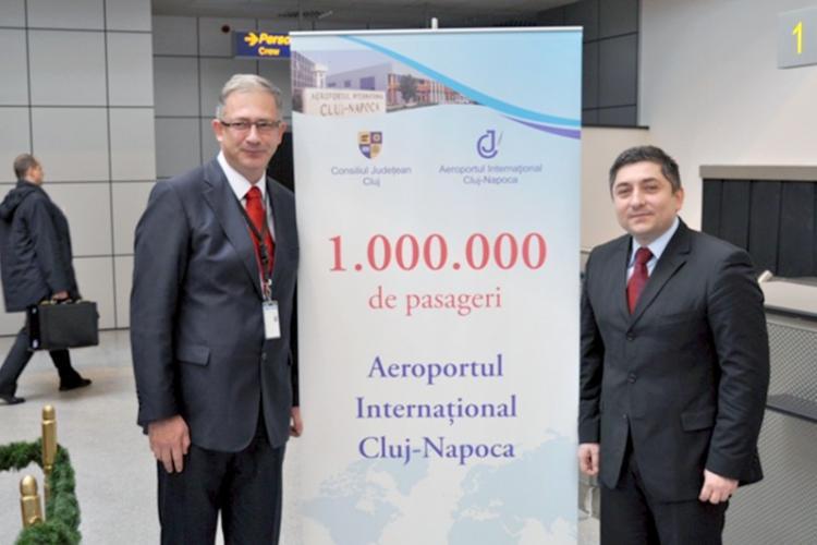 Consiliul Județean Cluj vrea să vândă Aeroportul Cluj, singura societate de stat profitabilă?