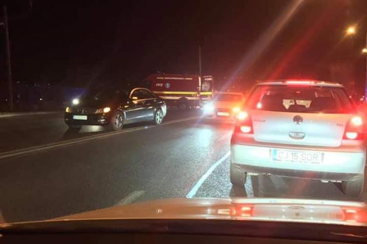 Accident pe Frunzișului. Bărbat pe trotinetă spulberat în trafic -VIDEO