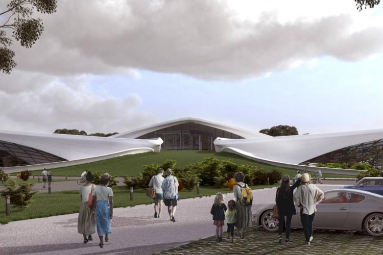 Aqua Park Cluj - Cum va arăta Aqua Park -ul din Gheorgheni. Realitate sau vise? - FOTO