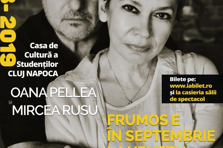 Cluj, tu știi cum e în septembrie la Veneția?