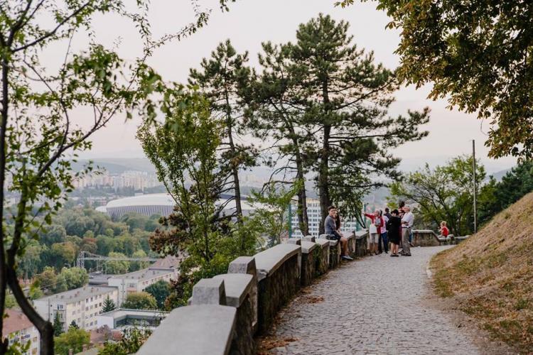 Primăria Cluj a lansat oficial Concursul internațional de soluții pentru Cetățuie. Cât valorează marele premiu