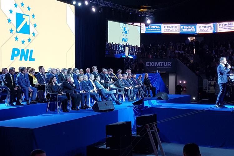 Ludovic Orban, mesaj dur de la Cluj: PSD e un partid de păgâni