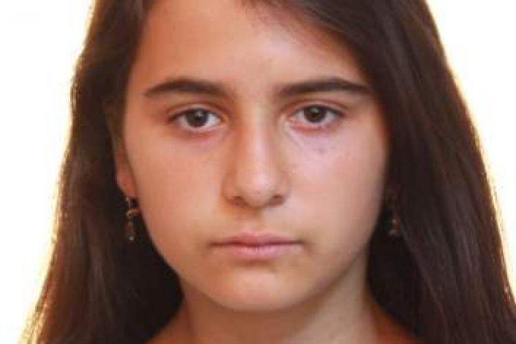 CLUJ: Adolescentă de 16 ani, dispărută de acasă de aproape o săptămână. Ați văzut-o? FOTO