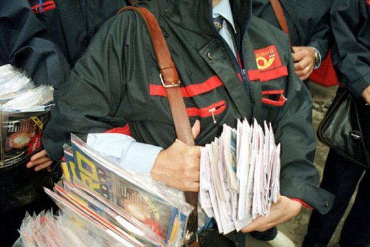 Cum explică Poșta Română faptul că mai mulți pensionari au primit pliante PSD odată cu pensia