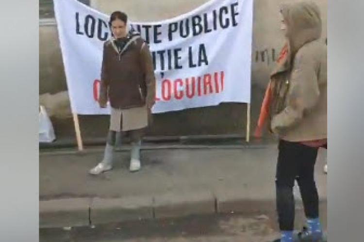 Eparhia Reformată din Ardeal îi dă afară pe rromii de pe strada Vlad Țepeș din Someșeni