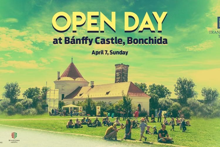 Ziua porților deschise la Castelul Banffy - 7 aprilie