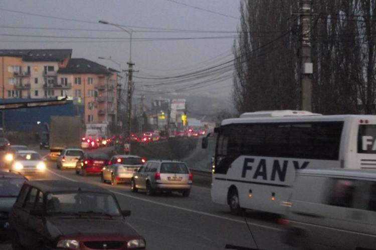 Boc a găsit soluția pentru a REZOLVA traficul din Baciu și Florești. O minicentură de 7,5 km